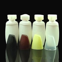 Refillable bottles 60ml 75ml 80ml 100ml with sponge applicator