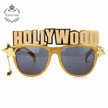 Funny Hollywood Shape Party decoration Glasses Holiday Glasses For Gift