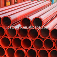 Chinese Supplier Concrete Pump Pipe/Tube
