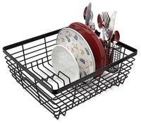 Storage Utensil Tableware Organizer Drying Rack Kitchen Rack Dish