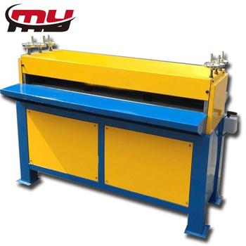 MYT Air duct bead grooving machine,pipe grooving machine,air duct making machine