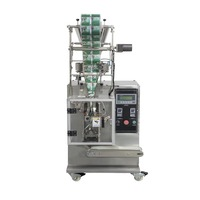 Automatic Popcorn Shrimp Roll Puffed Food Packaging Machine