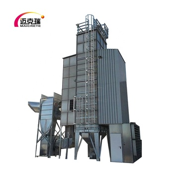 large-scale grain drying machine for rice corn soya paddy