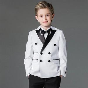 c48552be3b907 Handsome Jacket Pants 2 Pieces Set Royal Blue Boys Suits for Wedding Dinner  Formal Suits Children Kids Tuxedos