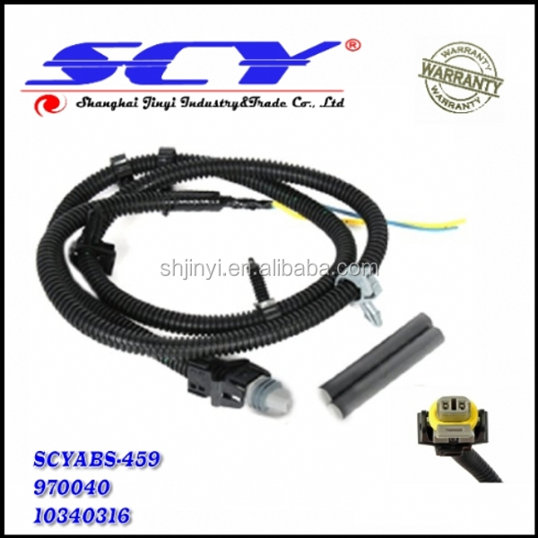 Remarkable New Multifit Abs Wheel Speed Sensor Wire Harness Plug Pigtail Wiring 101 Orsalhahutechinfo