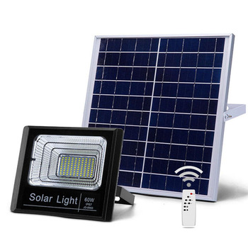 China Outdoor Ip65 Waterproof Remote Control Jd 8860 Solar Flood Light View Newsky Product Details From