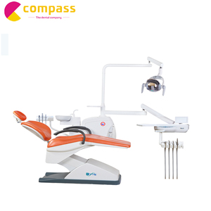Foshan compass KLT6210-N2+ chairs dental unit sale led lamp dental unit chairs Roson manufacturers