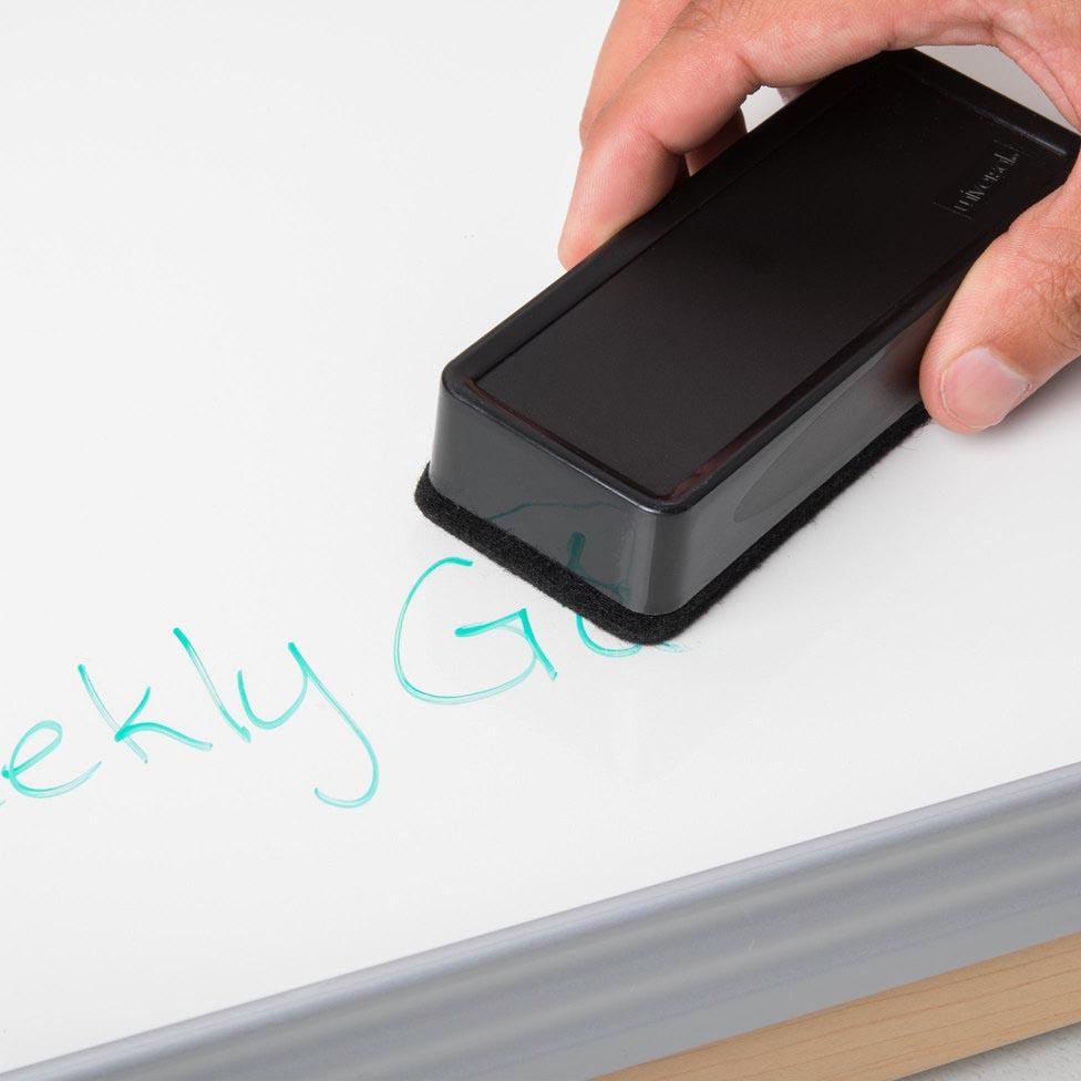 Felt White Board Eraser Chalkboard Eraser Bar board eraser