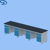 Metal lab work bench, lab furniture, lab equipment manufacturer