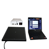 Mobile digit radiography x-ray detector flat panel