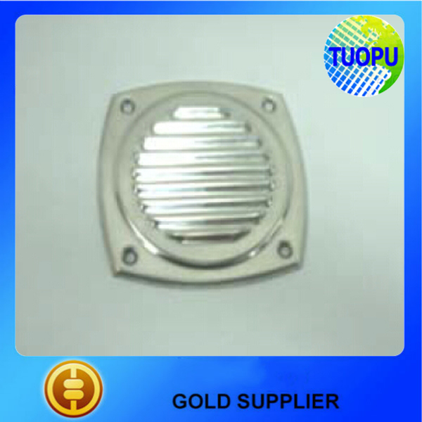 Exhaust And Supply External Vent Louver Round Wall Air Vent