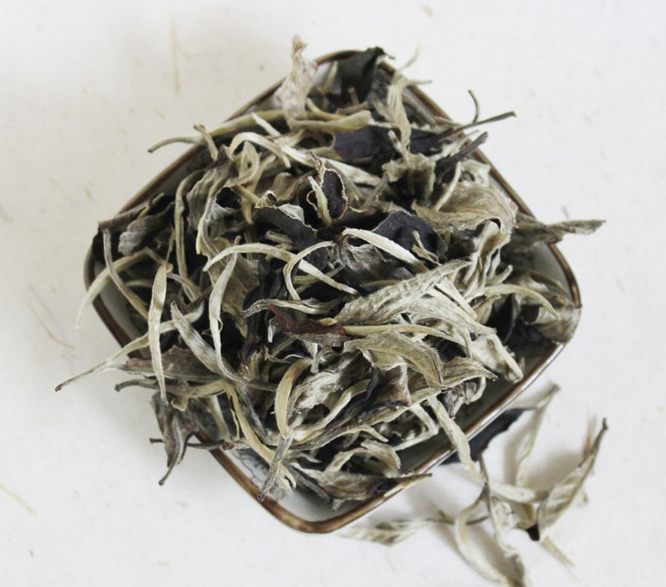 2019 EU certified High Quality White Tea Loose Leaf Pai Mu Tan / Bai Mu Dan White Peony Tea - 4uTea | 4uTea.com