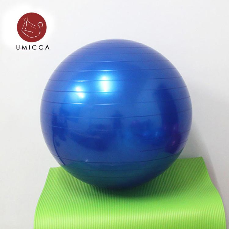 UMICCA اللياقة بممارسة مضاد للانفجار التدريب كرة يوجا