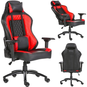 Heated Ergonomic Office Car Seat Sports Style Racing Chair For Tall People Product On