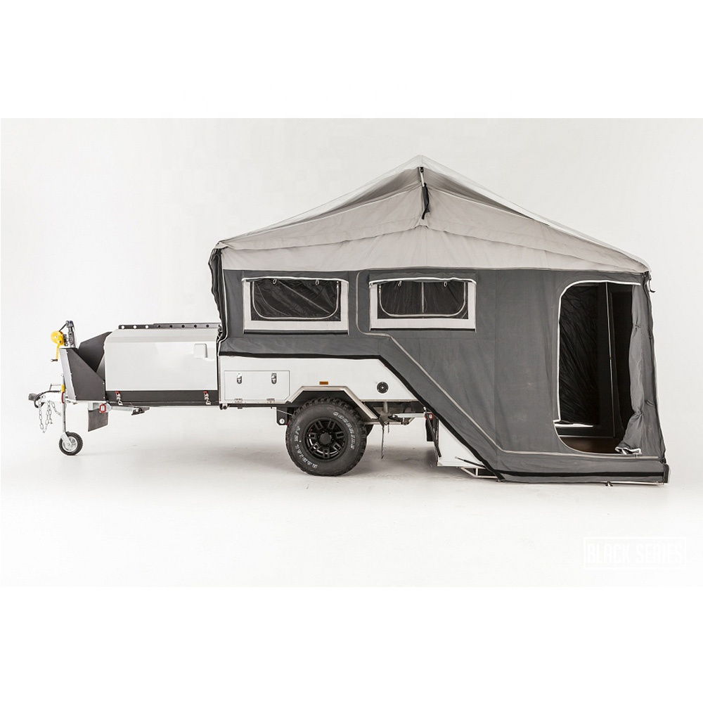 Camp Trailers For Sale >> Ecocampor New Arrival Rear Folding Camping Trailer For Sale Standard Version Buy 4x4 Camper Trailers Folding Camper Trailer For Sale Camping