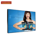 New Product 55 Inch Exhibition Professional Super narrow Full Color 4k Smart Lcd Video Wall for Shopping Mall Display