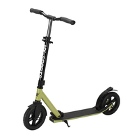 High Quality Two Air Tire Wheels Foldable Adult Scooter Kick Scooter with Cheap Price for Safe Riding