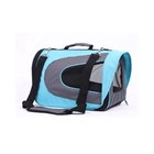 High quality Outdoor Dog Travel transport pet products cage Portable Durable Shoulder Bags Dog Carriers