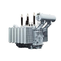 Customized Power Supply Electric 69KV 100 MVA Oil Immersed Transformer