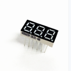 mini led number display 0.26'' 3 digit 7 segment led display red oven led digital display 0.26 inch