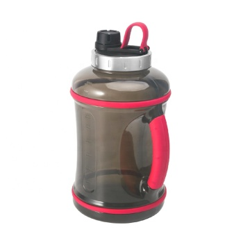2019 New BPA free plastic Half gallon sport water bottle