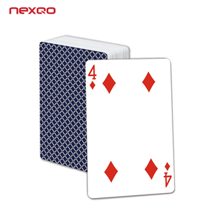 Low Price RFID Customized Design Poker Cards Sets Multiple Size Printed Playing Cards