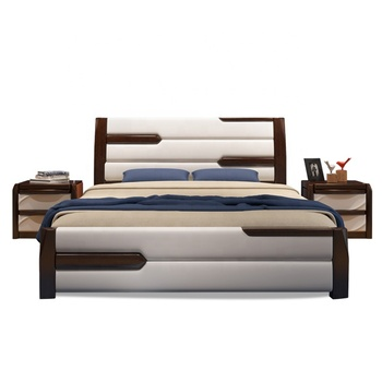 Comfortable New Design 2019 Best Selling Hote Solid Wooden Carved Double Bed Wooden Storage Bed Buy Solid Wooden Storge Bed For Bedroom Modern