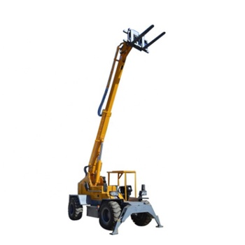 China factory hydraulic wheeled multifunctional front forklift truck