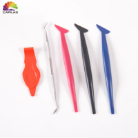 5PCS Car Vinyl Wrap Tuck Tools Gasket Micro Squeegee Car Stickers Corner Decorate Scraper for Window Tint Application