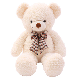 Good quality giant plush teddy bear stuffed toy