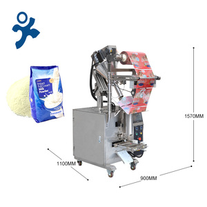 P44 OXS-60P Small vertical nido milk powder automatic pouch packing machine