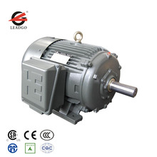 ac generator electric motor with speed control