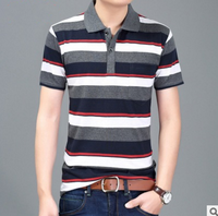 High quality mens cotton clothes,casual polo Tshirts