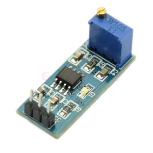 F85 Adjustable Pulse Generator Module 5V-12V NE555 Frequency