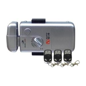 LY15CR2-ST Mechanical key with Remote Control for wood metal glass door low price best selling lock system invisible door lock