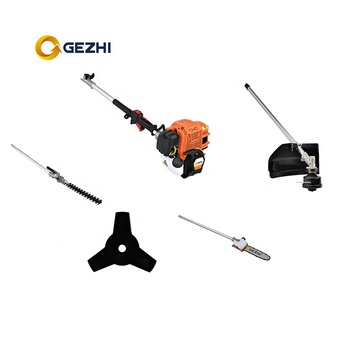 4 hub neue design ploe sah/hedge trimmer/pinsel cutter kopf/metall klinge 4 in 1 multi werkzeuge set