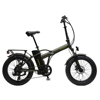 new alloy fold 20 inch fat tire electric motor bicycle