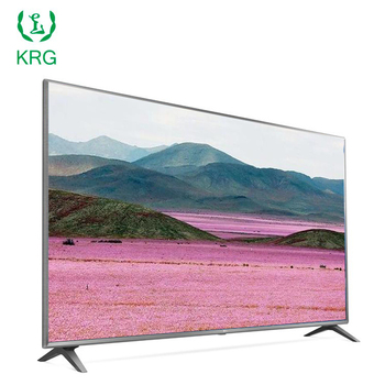 cheap flat screen tv black point led lcd tv 28 32 40 42 50 inch wifi net smart tv 12v 120 Hz full hd 2k 4k