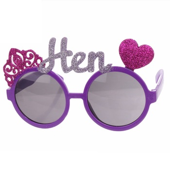 Bride To Be Glasses Hen Night Party Novelty Accessories Fancy Dress Birthday Party Sunglasses