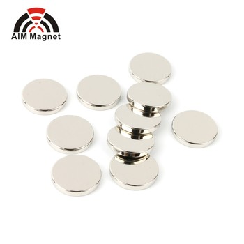 Universal 6x1mm Fastener Craft Decor Miniature Holder Small Disc Magnets