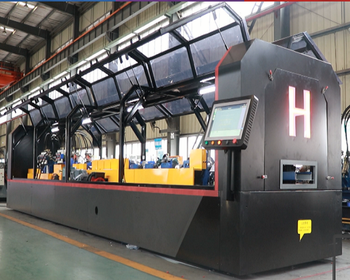 Roof sheet tile Roll forming machine with hydraulic cutting