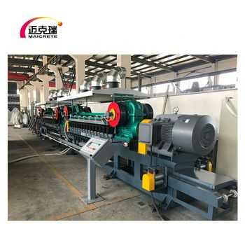 steel wool machine for automobile brake pad manufacture