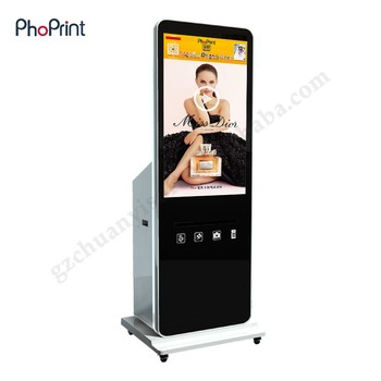 Hot Photo Kiosk Printing Photos From Phone Play Advertisements