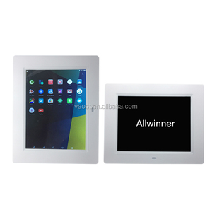 8 Inch Lcd Advertising Player Ips Panel With Android 4.4 Wifi Browser/digital photo frame wifi 8 For Sale