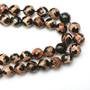High Quality 10 mm Agate Round Natural Stone Charms Accessories Beads DIY to make Necklace Bracelet