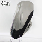 Hot sale PMMA motorcycle windshield , front windscreen for Yamaha N MAX NMAX 125 155 2015-2018