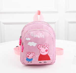 2019 Newest Cartoon Sublimation Print Kids Child School Backpack Bag For Girls 6 year old