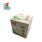 Customized Cheap Price Disposable Paper Foldable Food Packaging Cookies Box