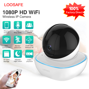 Newest Hotsale 1080P Wifi IP Camera H.264 Two Way Audio PTZ 2MP Smart Wireless IP Camera