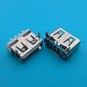 Xyfwcn High Quality Type Types Mid-mount Smt / Usb Fiber Optic Connector Part